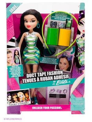 Кукла Джейд Супердизайнер BRATZ. Цвет: светло-зеленый, светло-бежевый, темно-коричневый