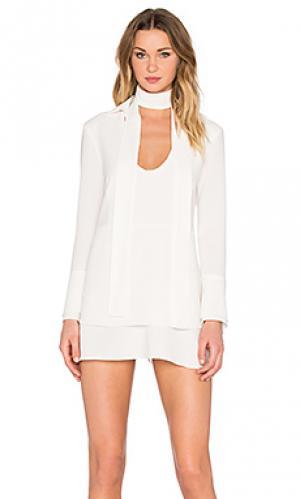Платье-рубашка rapture PFEIFFER. Цвет: ivory