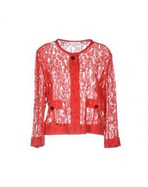 Пиджак CALALUNA. Цвет: красный