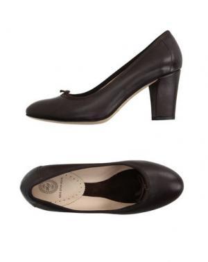 Туфли RÊVE D'UN JOUR. Цвет: темно-коричневый