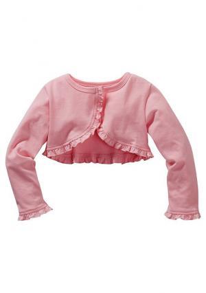 Болеро. Цвет: белый, розовый, сиреневый, темно-синий, ягодный, ярко-розовый