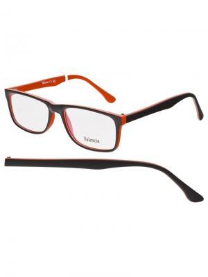 Оправа Valencia. 41009 C1107. Цвет: черный, оранжевый