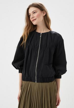 Куртка Devore. Цвет: черный