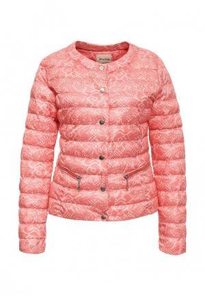 Куртка утепленная Softy. Цвет: коралловый