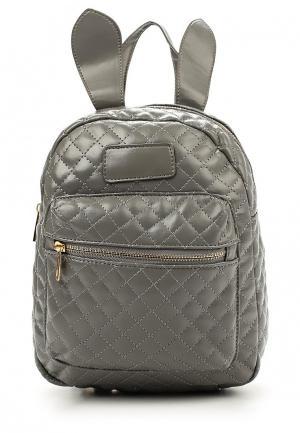 Рюкзак Diva. Цвет: серый