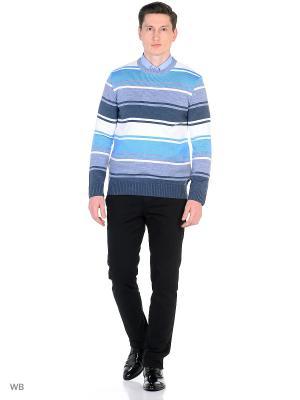 Джемперы DESSO. Цвет: серый, голубой