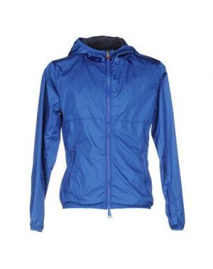 Куртка INVICTA. Цвет: синий