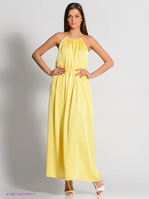 Платье Camelot. Цвет: желтый