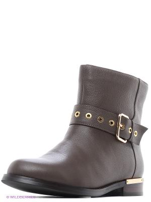 Ботинки Calipso. Цвет: хаки