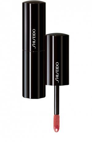 Помада-блеск Lacquer Rouge RD320 Shiseido. Цвет: бесцветный