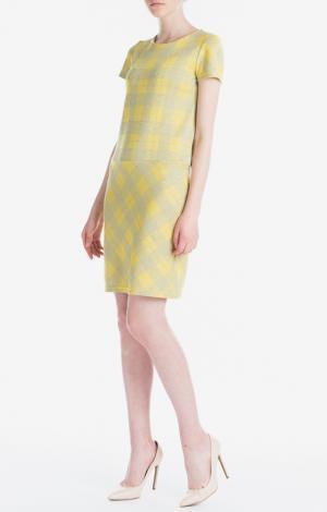 Платье Желтое VIKTORIA IRBAIEVA