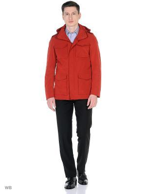 Куртка Herno. Цвет: красный