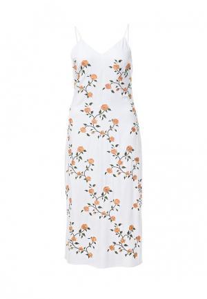Платье Elmira Markes. Цвет: белый