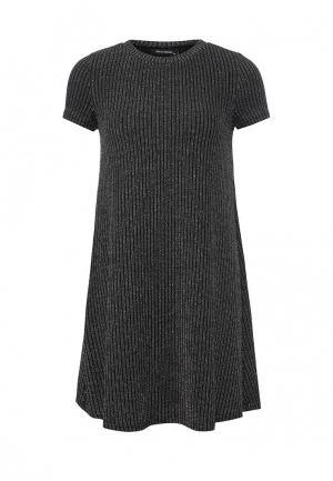 Платье Zeza. Цвет: серебряный
