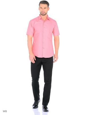 Рубашка CARAT.. Цвет: коралловый