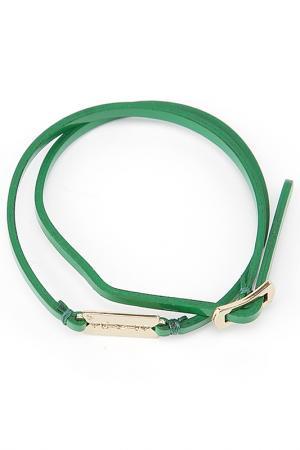 Браслет MCQ. Цвет: зеленый