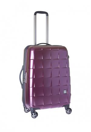 Чемодан 74л (M) Antler. Цвет: фиолетовый