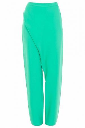 Брюки Costume National. Цвет: зеленый