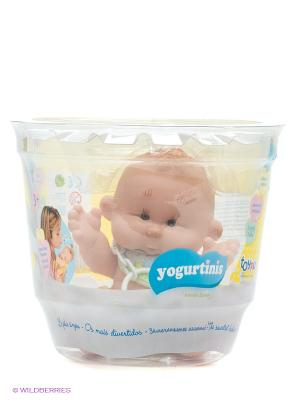 Пупс Антошка (дыня) Yogurtinis. Цвет: бежевый, желтый, зеленый