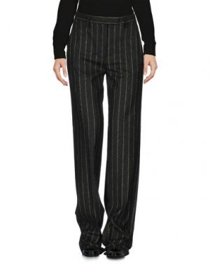 Повседневные брюки BRIAN DALES. Цвет: стальной серый