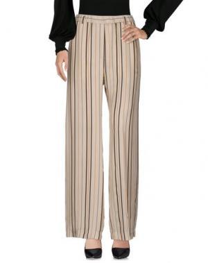 Повседневные брюки .TESSA. Цвет: слоновая кость