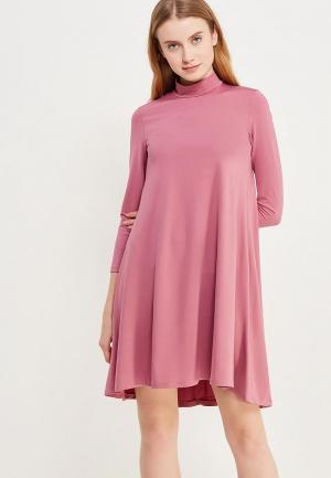 Платье Ruxara. Цвет: розовый