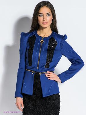 Жакет Class Cavalli. Цвет: темно-синий