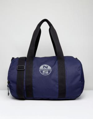 North Sails Темно-синяя сумка. Цвет: темно-синий