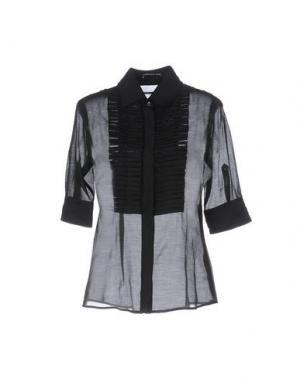 Pубашка FABRIZIO LENZI. Цвет: черный