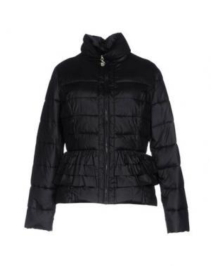 Куртка BETTY BLUE. Цвет: черный