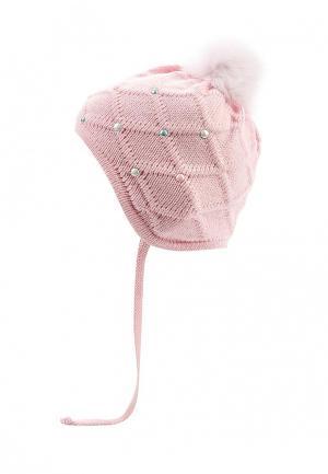 Шапка Jamiks. Цвет: розовый