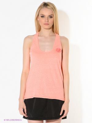 Топ American Outfitters. Цвет: розовый