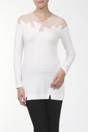 Платье домашнее Cotton Club. Цвет: шампань, пудра
