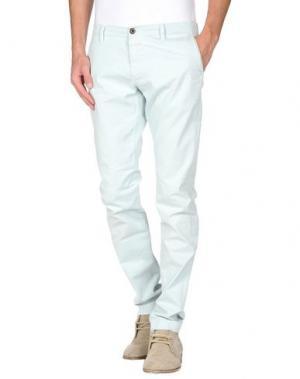 Повседневные брюки CLOSED. Цвет: небесно-голубой