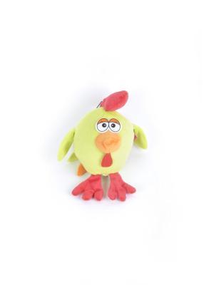 Мягкая игрушка Петушок Огонек 34.45.3 цвет светло-зеленый Malvina. Цвет: светло-зеленый