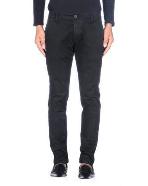 Повседневные брюки EN AVANCE. Цвет: черный