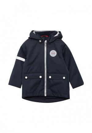 Куртка утепленная Reima. Цвет: синий