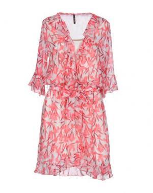 Короткое платье LUNATIC. Цвет: красный