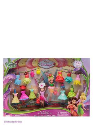 Дисней Фея. Набор из 2 кукол с акс. Disney Fairies. Цвет: фиолетовый