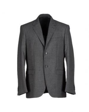 Пиджак MM by MARIOMATTEO. Цвет: свинцово-серый