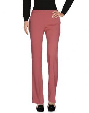 Повседневные брюки TOY G.. Цвет: кирпично-красный