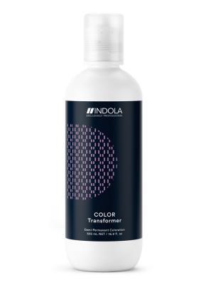 Трансформер красителя - для демиперманентного окрашивания волос INDOLA. Цвет: черный, белый