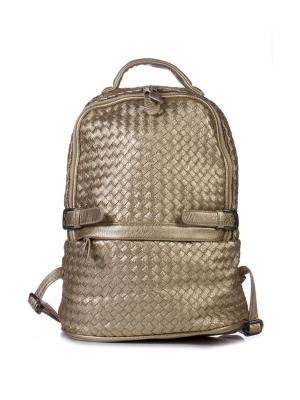 Рюкзак Pretty Mania. Цвет: золотистый