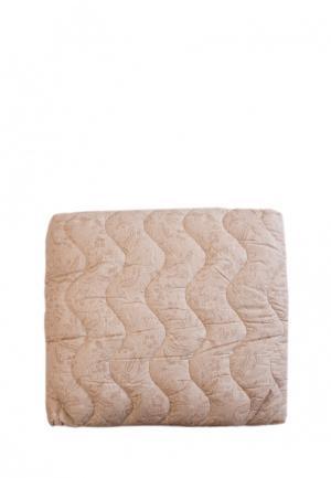 Одеяло La Pastel. Цвет: бежевый