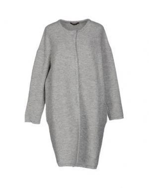 Легкое пальто NATAN. Цвет: серый