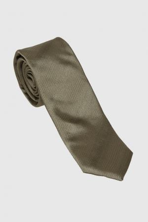 Однотонный галстук Strellson. Цвет: зеленый