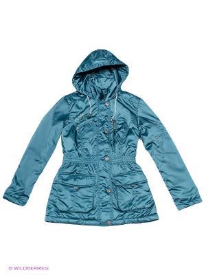 Куртка Сафари Аксарт. Цвет: морская волна