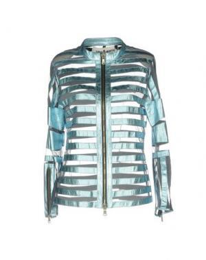 Куртка CABAN ROMANTIC. Цвет: бирюзовый