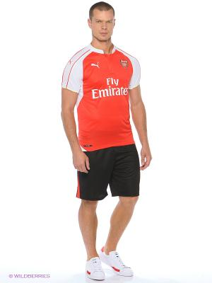 Футболка AFC Home Replica Shirt Puma. Цвет: красный