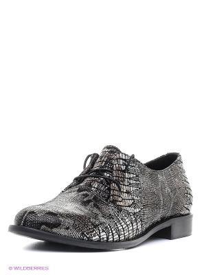 Ботинки Roccol. Цвет: серый